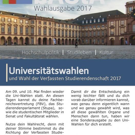 Wahl-bAStA 2017