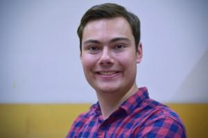 Leon Heckmann, 2. Semester Politikwissenschaft mit Beifach VWL