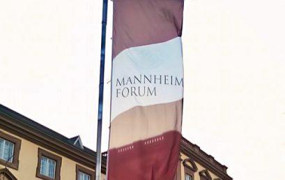 Mannheim Forum 2018: Zerstört soziale Unsicherheit unsere Gesellschaft?