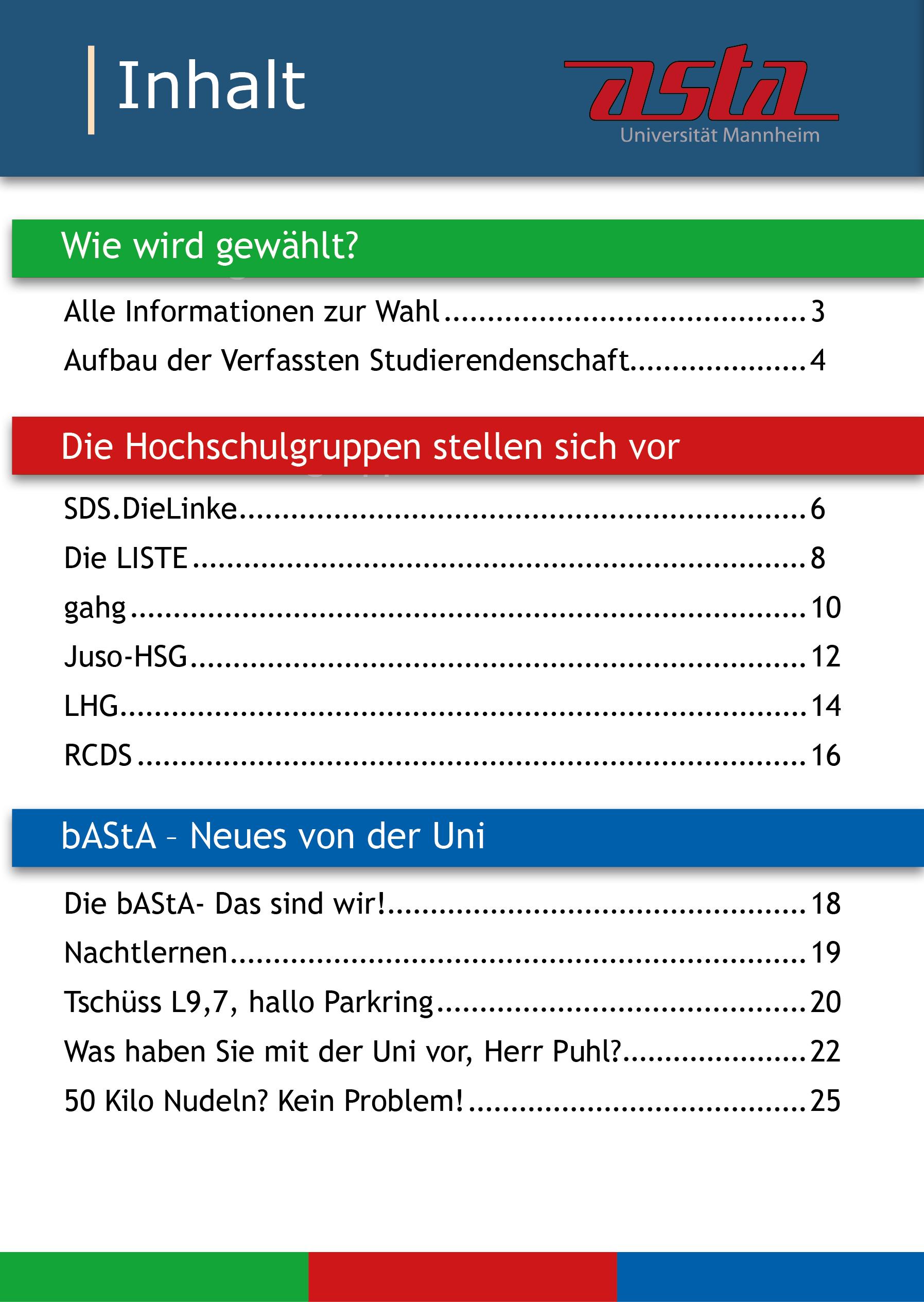 Wahl-bAStA 2018